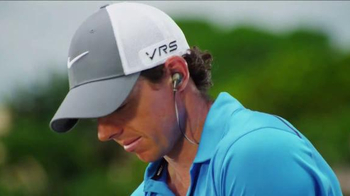 Bose Quiet Comfort 20 TV Spot, 'Stay Focused' Featuring Rory McIlroy - Thumbnail 6