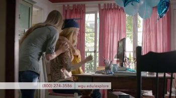 WGU Washington TV Spot - 103 commercial airings