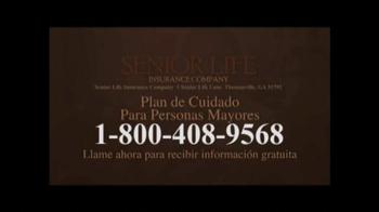 Senior Life Insurance Company TV Spot, 'Beneficios' [Spanish] - Thumbnail 8