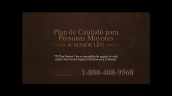 Senior Life Insurance Company TV Spot, 'Beneficios' [Spanish] - Thumbnail 2