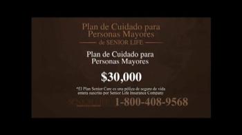 Senior Life Insurance Company TV Spot, 'Beneficios' [Spanish] - Thumbnail 5