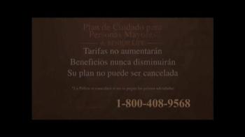 Senior Life Insurance Company TV Spot, 'Beneficios' [Spanish] - Thumbnail 6