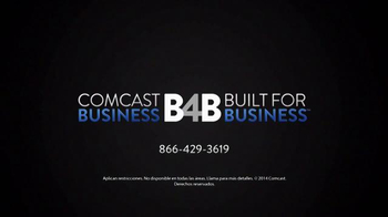 Comcast Business TV Spot, 'Comparación' [Spanish] - Thumbnail 7