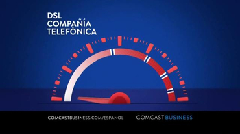 Comcast Business TV Spot, 'Comparación' [Spanish]