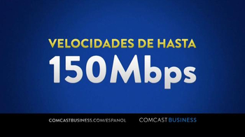 Comcast Business TV Spot, 'Comparación' [Spanish] - Thumbnail 5