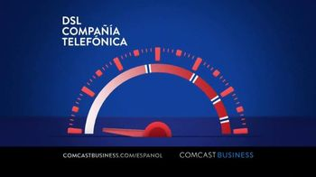 Comcast Business TV Spot, \'Comparación\' [Spanish]