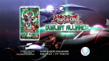 Yu-Gi-Oh! Duelist Alliance TV Spot, 'The Tide of Battle'