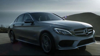 2015 Mercedes-Benz C-Class 4MATIC TV Spot, 'Touchpoint' - Thumbnail 8