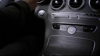 2015 Mercedes-Benz C-Class 4MATIC TV Spot, 'Touchpoint' - Thumbnail 4