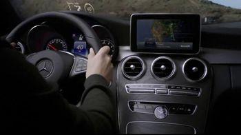 2015 Mercedes-Benz C-Class 4MATIC TV Spot, 'Touchpoint'