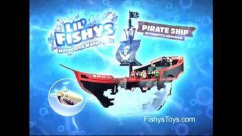 Lil' Fishys Pirate Ship TV Spot - Thumbnail 8