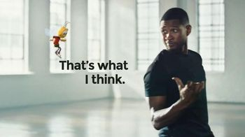 Honey Nut Cheerios TV Spot, 'Body Language' Featuring Usher - Thumbnail 7