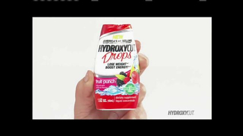 Hydroxy Cut Drops TV Spot - Thumbnail 3