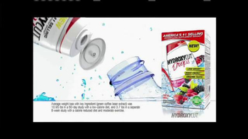 Hydroxy Cut Drops TV Spot - Thumbnail 7
