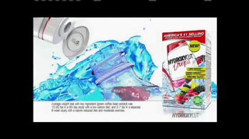 Hydroxy Cut Drops TV Spot - Thumbnail 8