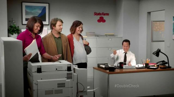 State Farm Discount Double Check TV Spot, 'Steve's Kid' Feat. Rob Schneider - 834 commercial airings