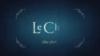 Samsung Home Appliances Chef Collection TV Spot, 'Le Chef' - Thumbnail 1