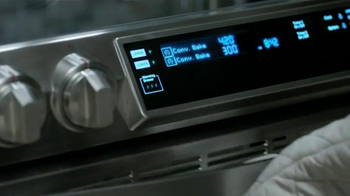 Samsung Home Appliances Chef Collection TV Spot, 'Le Chef' - Thumbnail 4