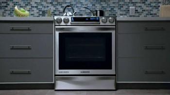 Samsung Home Appliances Chef Collection TV Spot, 'Le Chef'
