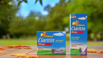 Children's Claritin Allergy TV Spot, 'Alerta de Otoño' [Spanish] - Thumbnail 7