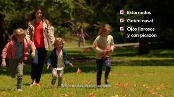 Children's Claritin Allergy TV Spot, 'Alerta de Otoño' [Spanish] - Thumbnail 4