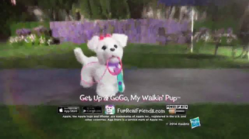 FurReal Friends Get Up & GoGo, My Walkin' Pup TV Spot - Thumbnail 9