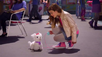 FurReal Friends Get Up & GoGo, My Walkin' Pup TV Spot