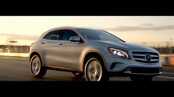 2015 Mercedes-Benz GLA 250 TV Spot, 'Impressive Numbers' - Thumbnail 10