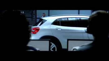 2015 Mercedes-Benz GLA 250 TV Spot, 'Impressive Numbers' - Thumbnail 4