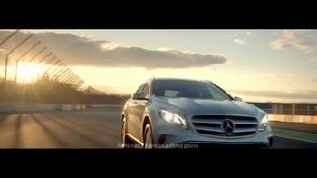 2015 Mercedes-Benz GLA 250 TV Spot, 'Impressive Numbers' - Thumbnail 7