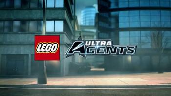 LEGO Ultra Agents TV Spot, 'Ultra Agents vs. Psyclone' - Thumbnail 1