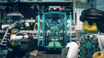 LEGO Ultra Agents TV Spot, 'Ultra Agents vs. Psyclone' - Thumbnail 9