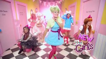 Lalaloopsy Girls TV Spot, 'High School' - 608 commercial airings