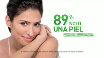 Garnier Clean+ Purifying Foam Cleanser TV Spot, 'Una Mejor Piel' [Spanish] - Thumbnail 9
