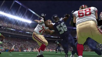 GameStop Xbox One Madden NFL 15 Bundle TV Spot, 'Future Deluxe Stadium' - Thumbnail 5