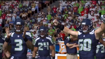 GameStop Xbox One Madden NFL 15 Bundle TV Spot, 'Future Deluxe Stadium' - Thumbnail 7