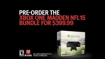 GameStop Xbox One Madden NFL 15 Bundle TV Spot, 'Future Deluxe Stadium' - Thumbnail 8