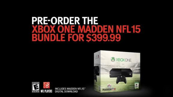 GameStop Xbox One Madden NFL 15 Bundle TV Spot, 'Future Deluxe Stadium' - Thumbnail 9