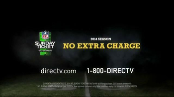 DIRECTV NFL Sunday Ticket TV Spot, 'Brunch' - Thumbnail 10