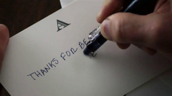 FriXion Clicker Erasable Pen TV Spot, 'Write Freely'