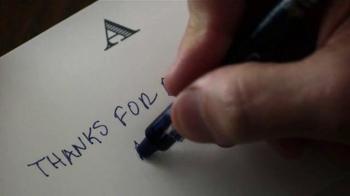 FriXion Clicker Erasable Pen TV Spot, 'Write Freely' - Thumbnail 7