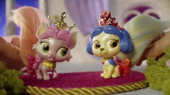 Disney Princess Palace Pets TV Spot, 'Walk Royal Pets' - 221 commercial airings