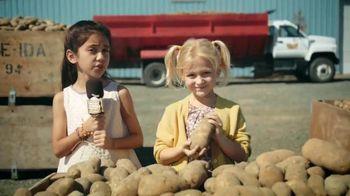 Ore Ida Golden Crinkles TV Spot, 'Justice for Potatoes League'