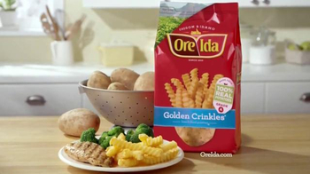 Ore Ida Golden Crinkles TV Spot, 'Justice for Potatoes League' - Thumbnail 10