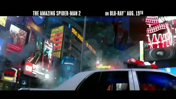 The Amazing Spider-Man 2 Blu-ray and DVD TV Spot - Thumbnail 1