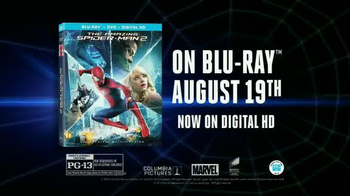 The Amazing Spider-Man 2 Blu-ray and DVD TV Spot - Thumbnail 10