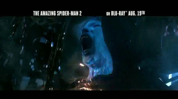 The Amazing Spider-Man 2 Blu-ray and DVD TV Spot - Thumbnail 2