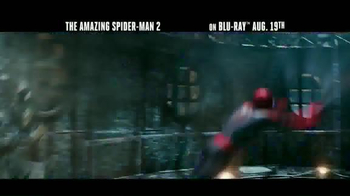 The Amazing Spider-Man 2 Blu-ray and DVD TV Spot - Thumbnail 4