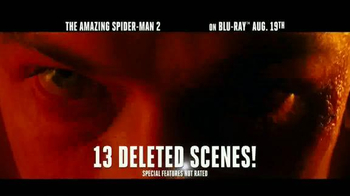 The Amazing Spider-Man 2 Blu-ray and DVD TV Spot - Thumbnail 5