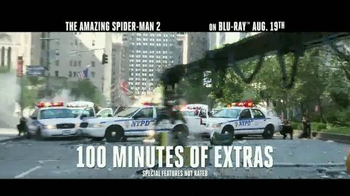 The Amazing Spider-Man 2 Blu-ray and DVD TV Spot - Thumbnail 8